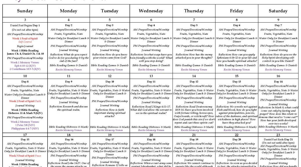 Why Are You Fasting (Fasting Calendar Included) by Dr J