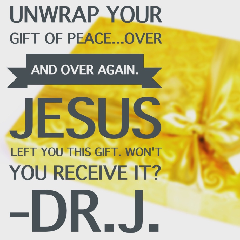 """Unwrap Your Gift…Over and Over"" by Dr.J. 2016 Fast Post 28"