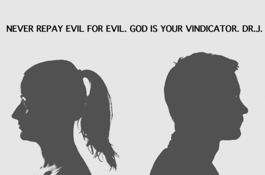 """""""Evil for Evil"""" by Dr.J. 2016 Fast Post29"""