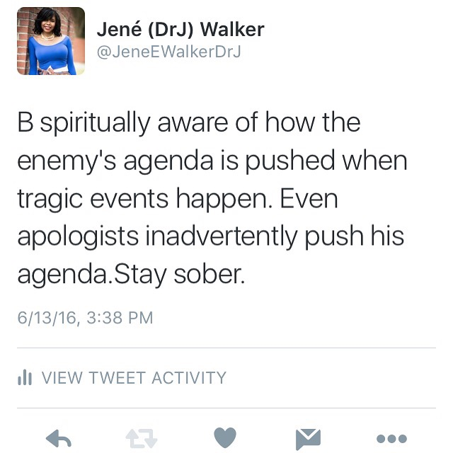 """""""Tragedy as a Trajectory for the Devil's Agenda"""" byDr.J."""