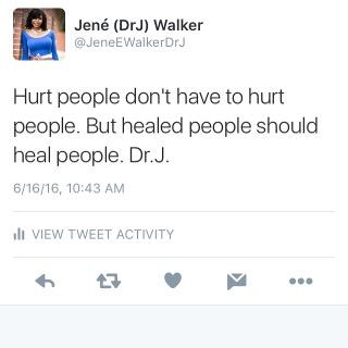 """""""Healed People Heal People"""" byDr.J."""