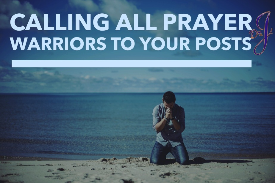 """Call to Prayer"" by Dr. J."