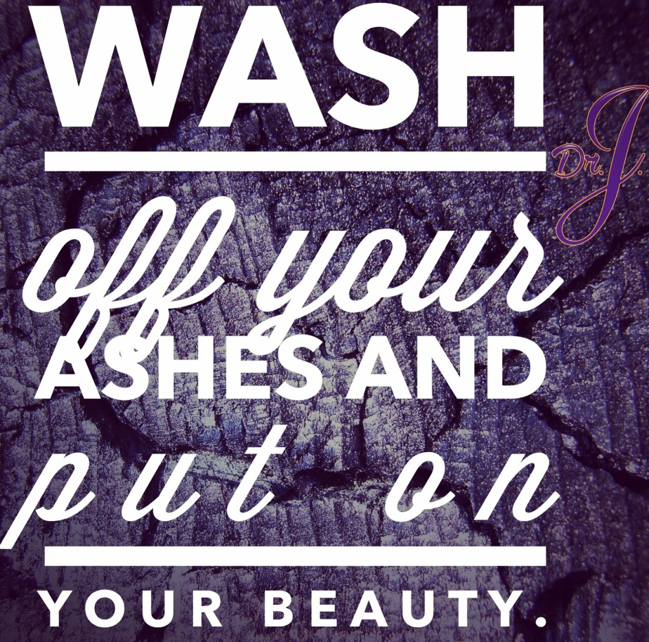 """Wash Off Your Ashes"" by Dr.J."