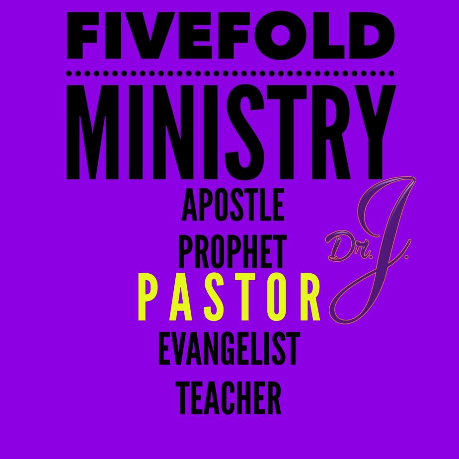 """""""Fivefold Ministry: Pastor"""" by Dr. JenéWalker"""